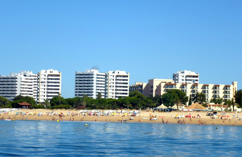 View the most exotic beaches and breathtaking places driving your Algarve Car Rental car