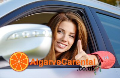 algarve car rental deliver to accommodation hotel algarve