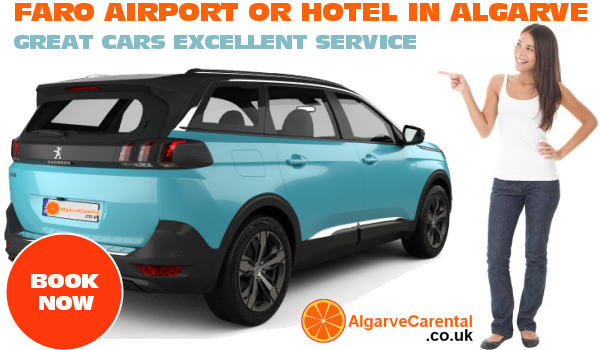 algarve car hire deliver all locations in algarve