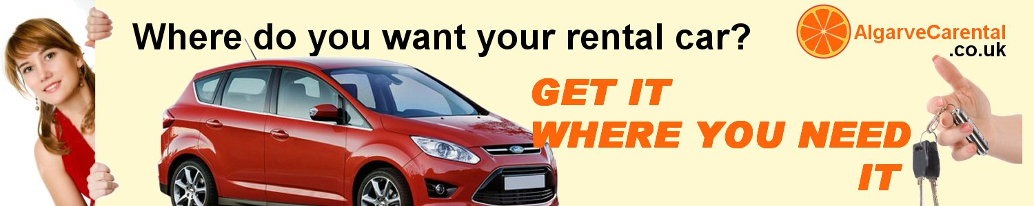 locations algarve car hire delivered anywhere in algarve